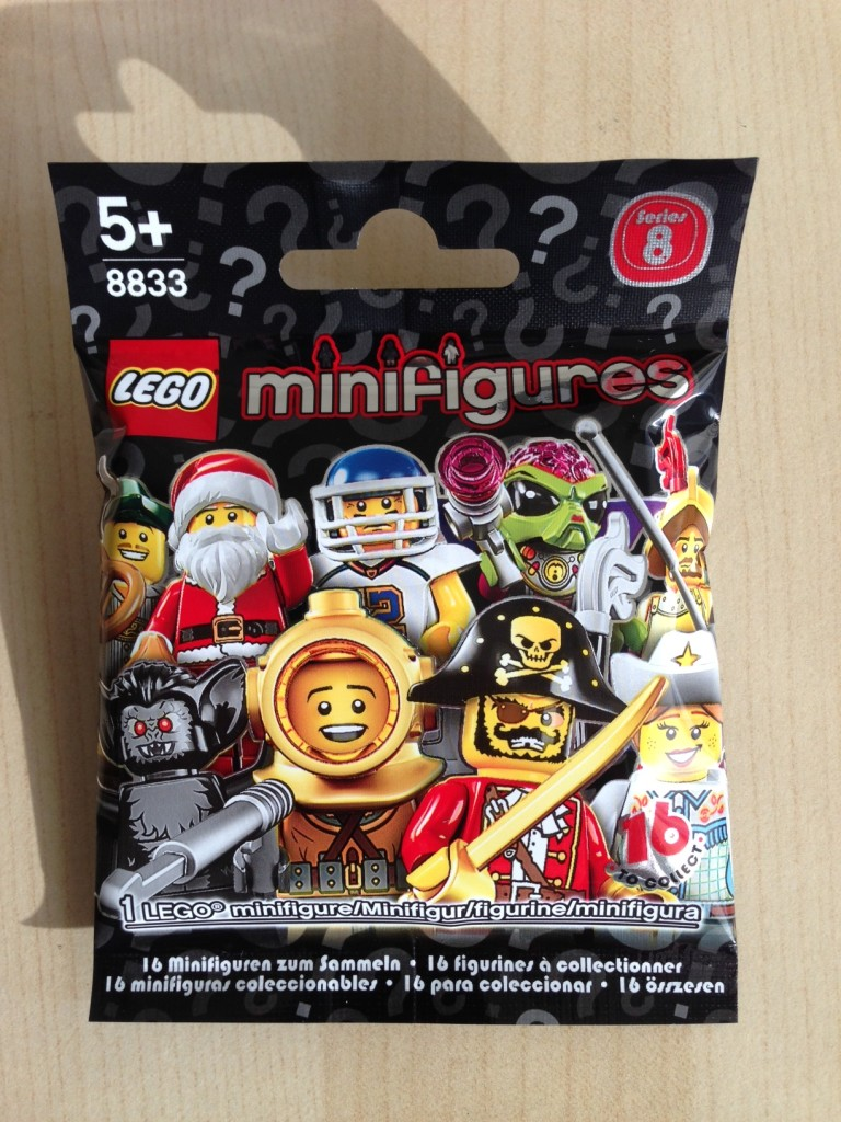 LEGO CMF Series 8